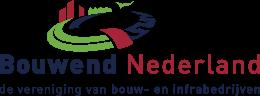 Logo van bouwend nederland
